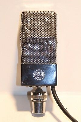 VINTAGE RCA TYPE 74-B MICROPHONE (1930's)