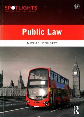 Public Law by Michael Doherty 9780415530729 (Paperback, 2016)