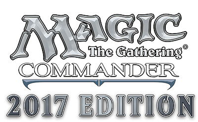 Magic MTG Cards Commander 2017 - COMPLETE SET 4 DECKS - NEW SEALED EDH-FREE SHIP