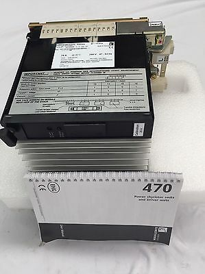 Eurotherm Thyristor Power Units And Driver Units 470 Series