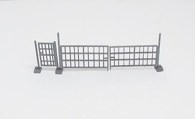 TEMPORARY CONSTRUCTION SITE GATE SET in 1:50 Scale