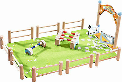 Haba 302166 - Play Set Springturnier - Little Friends, NIP