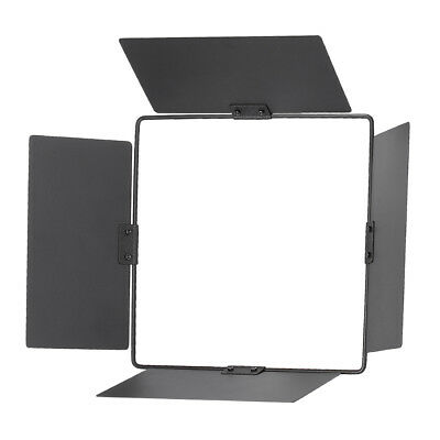 Lightweight Barndoor for Neewer CN-576 576LED Dimmable Ultra High Power Panel