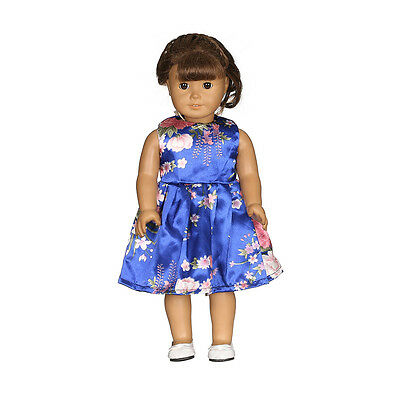 2016 Classical 1 set clothes  for 18inch American girl doll party b596