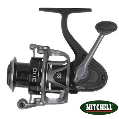 Mitchell New 300 Spinning & Bait Casting Carp Game Fishing Reel - 1428054