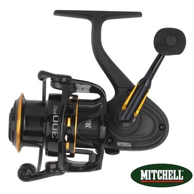 Mitchell New 300 Pro Spinning & Bait Casting Carp Game Fishing Reel - 1428057