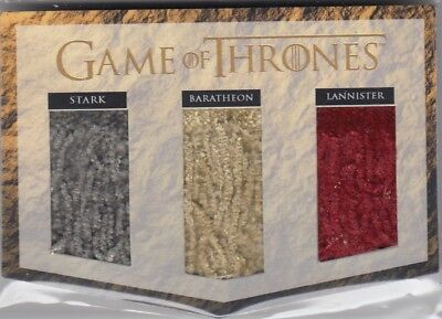 Game Of Thrones Valyrian Steel - Tr1 Triple Banner Relic Card