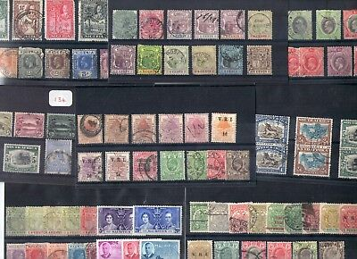 #327 CW misc M/U on 21x cards + postal history material covers x9 Nepal NSW