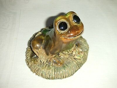 Yare Designs Studio Pottery Frog