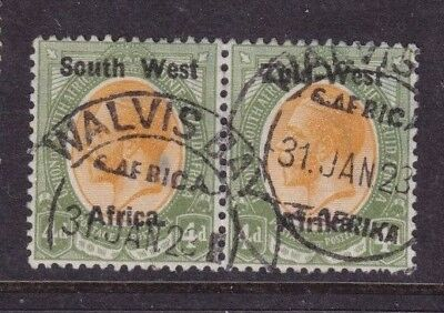 South West Africa 1923 SG 5 used CV> £50