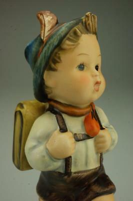 M.I. Hummel Goebel #82/0 School Boy Figurine Early TMK3