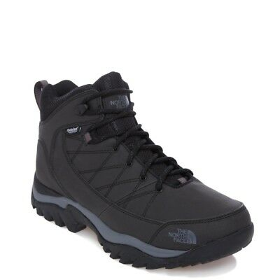 The North Face M Storm Strike WP Black/Zinc Winterschuh Wanderschuh Laufschuh