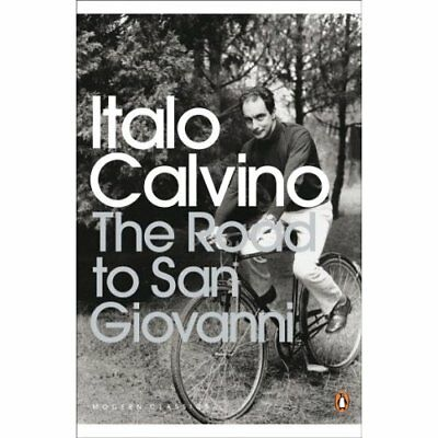 The Road to San Giovanni (Penguin Modern Classics) - Paperback NEW Calvino, Ital
