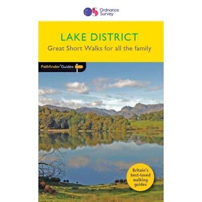 Lake District 2016 (Pathfinder Guides) - Paperback NEW Terry Marsh (Au 30 Nov. 2