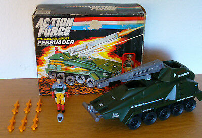 1987 G.I.Joe / Action Force Persuader boxed / OVP