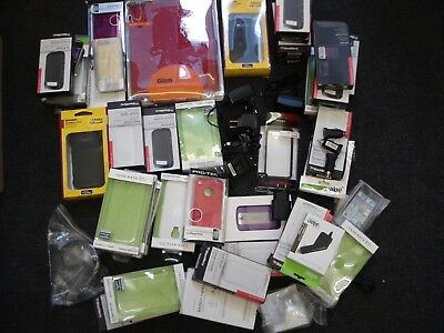 Bulk Mix 80 + Wholesale Itams Mobile Phone Cases Covers Chargers Carboot Market