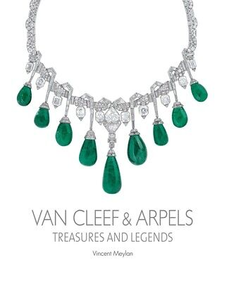 Van Cleef & Arpels Parisian Jewelry Collector Reference Oversize Color 343pgs