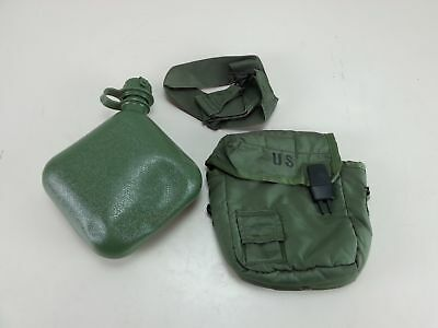 2 Quart Canteen NEW with NEW ALICE Cover US Army Military 2 QT
