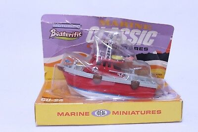Vintage Ideal Motorific Boaterific Mighty Blaze Fire Boat Unused New In Package