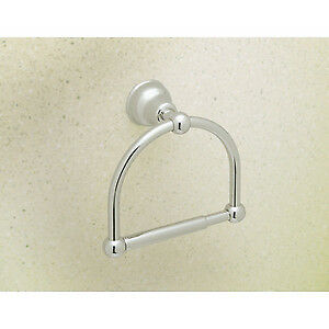 Rohl CIS16APC Cisal Single Post Toilet Paper Holder