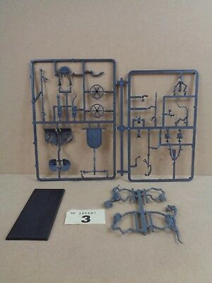 Warhammer Age of Sigmar Tomb Kings Chariot on Sprue 3