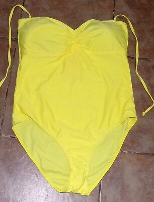 Bnwt Lovely Womens Sz 18 Padded Adore Swimming Costume Suit Swimsuit