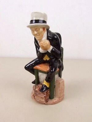 Charles Dickens Toby Jug Collectible. Woods & Son's England.