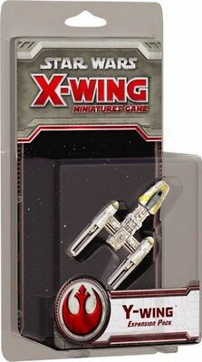 Fantasy Flight Games X-Wing BNIB Y-Wing Expansion Pack FFGSWX04