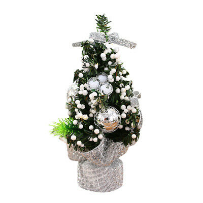 Merry Christmas Tree Bedroom Desk Decoration Toy Doll Gift Office Home Children