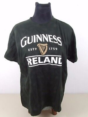 Guinness Large Men's Relaxed Fit T shirt