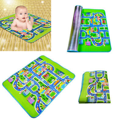 Giant Kid Child Infants Crawling Educational Game Baby Play Mat Soft Foam Carpet