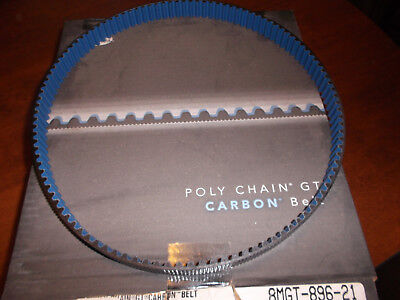 Lot of 4 Gates Poly Chain Belt 8MGT-896-21