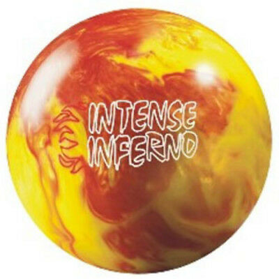 New 15lb Brunswick Intense Inferno Bowling Ball xyz