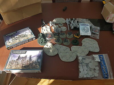 Warhammer 40k Forgeworld Earth Shaker Cannon + extras