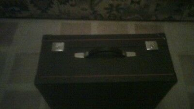 Quality Accordion Hard Case for 72 Bass Good Condition Lined.
