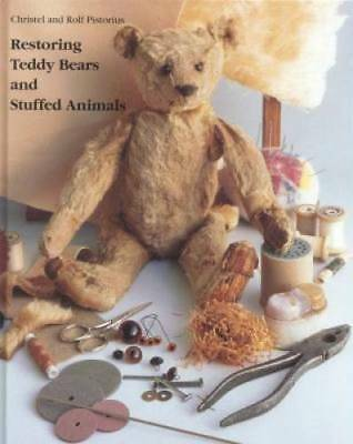 Book Restoring Teddy Bears and Animals