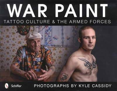 US Soldier Tatoo Reference Guide War Paint Inspired by Military War Stories