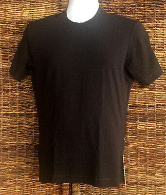 NWT Men's Lululemon 5 YEAR Basic Tee Size S Black