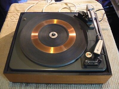 Garrard SP25 mkI Record Player with Shure M-75 Cartridge.