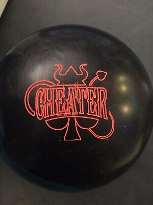 New 15lb AZO Cheater Hybrid Bowling Ball Undrilled