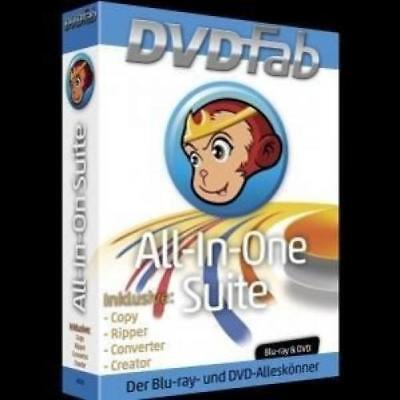 DVDFab All-in-One Suite [RS Distribution]
