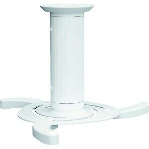 NEW! Newstar Universal Projector Ceiling Mount Height Adjustable 8-15Cm White 15