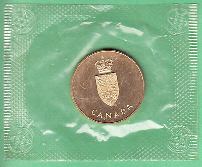 1967  Canada  Medal  1867-1967  Centennial  Of  Confederation  Original Package