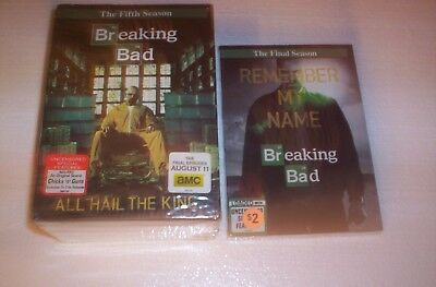 Breaking Bad: The Complete Series (DVD, 2014, 21-Disc Set, Subtitled) NEW!