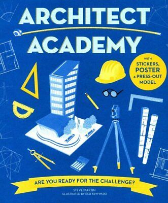 Architect Academy by Steve Martin 9781782404002 (Paperback, 2016)