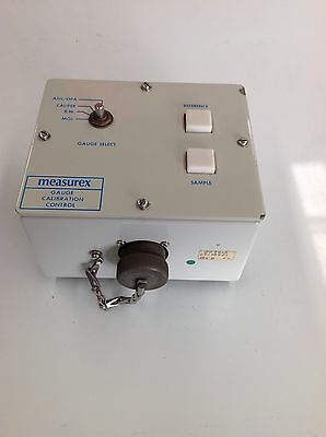 Measurex Gauge Calibration Control
