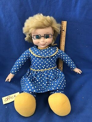 Mrs. Beasley Collectible Doll 2000 Childhelp USA w/ Voice of Cheryl Ladd