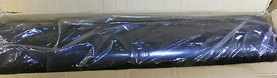NEW Hydrofarm ABBW4MIL 100ft BY 10ft 4mm Black and White Poly Lining $90