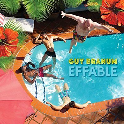 Branum, guy - Effable CD ASPECIALTHING NEW