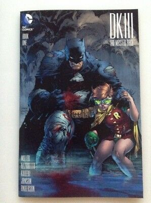 Dark Knight Iii The Master Race Book One 1:500 Color Variant By Miller